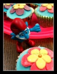 Since we're on a birthday roll… (Baking awesome vanillacupcakes!)