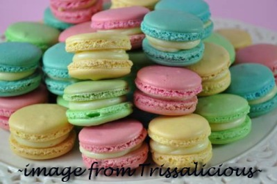 Macaron rainbow... *whee*