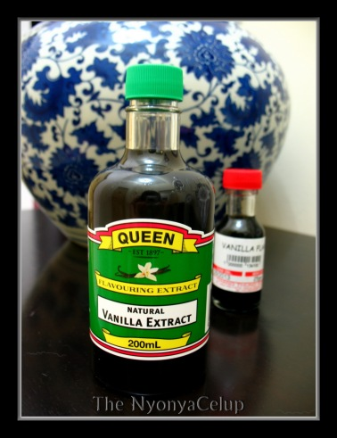 Queen vanilla extract