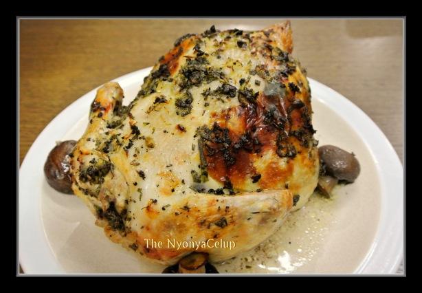 Roast Herbed Lemon Chicken