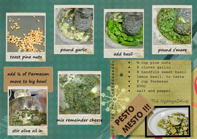 Pesto picture tutorial